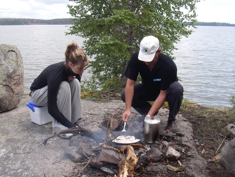 Besnard Lake, Saskatchewan