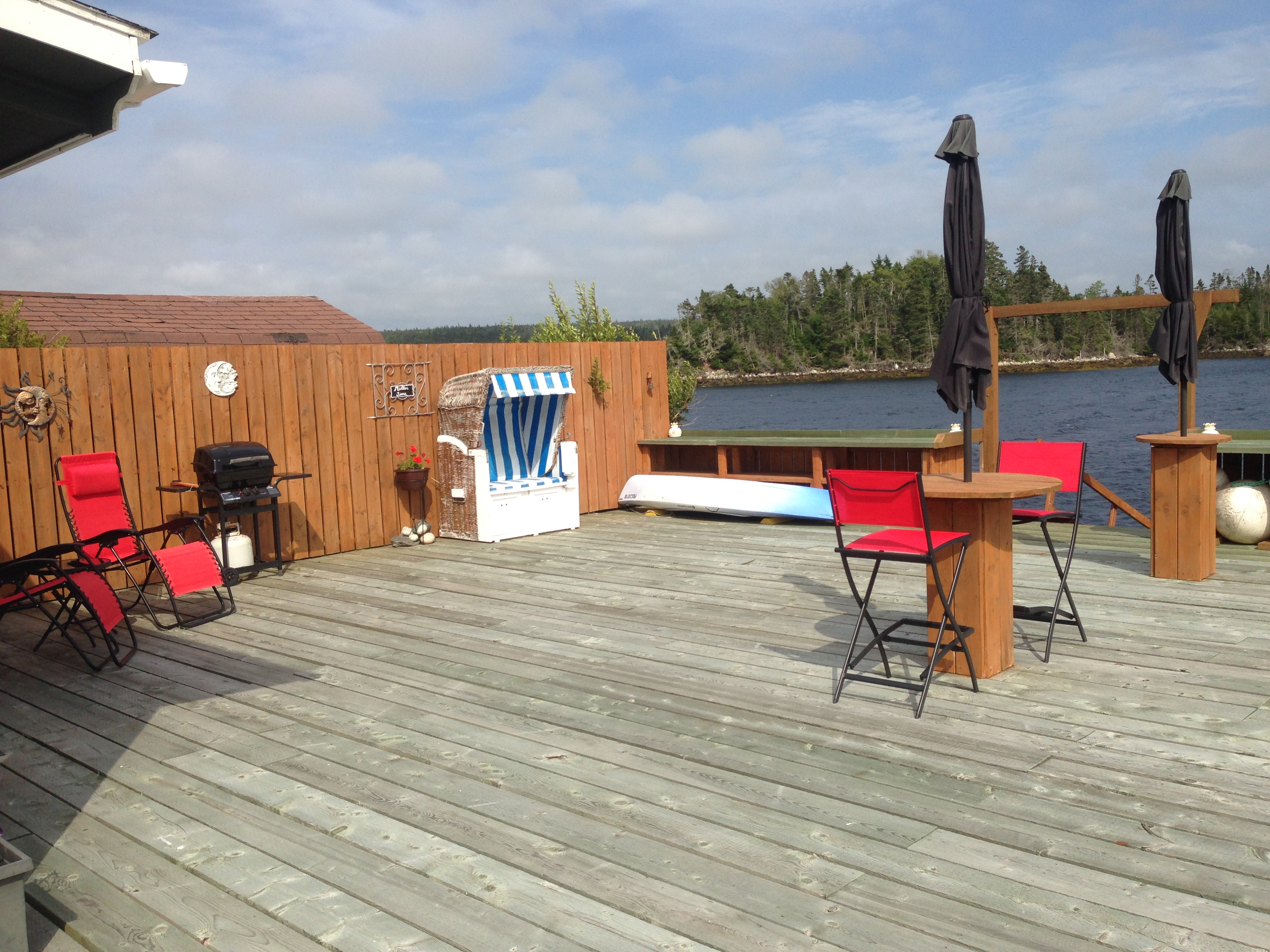 cottage rental on the ocean