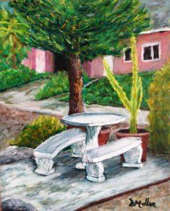 Florida, keys, bench, rental, key colony beach