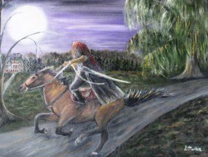 Halloween, headless, horseman