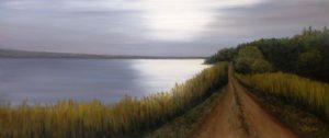 Regina Beach, Buena Vista, walk, path, Donna Muller