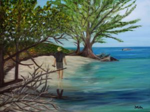 Boca Grande, Florida, water, beach, landscape, walking the beach, boat, ocean